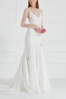 Платье из тюля Edem