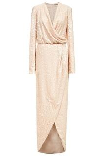 Платье с пайетками Daria Bardeeva