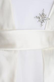 Платье из тюля с кристаллами Edem