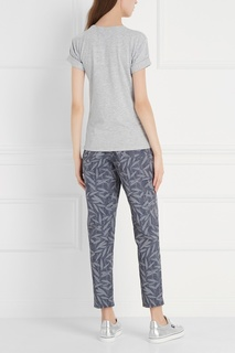 Хлопковые брюки Chapurin