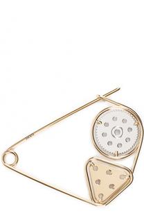 Булавка для сумки Meccano Double Pin Loewe