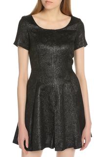 Платье  с люрексом IKI