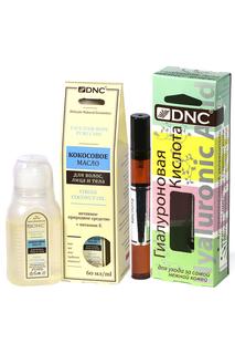 Набор средств для лица и волос DNC