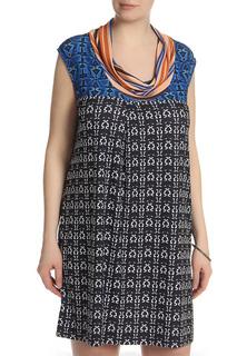 Платье с воротником-хомут BGN Workshop