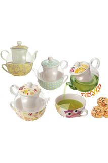 Набор для чая, 16x11x13,5 Brandani