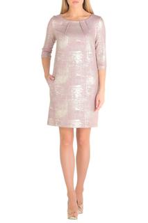 Короткое платье свободного кроя Eva Davidova