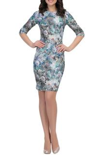 Короткое приталенное платье Eva Davidova