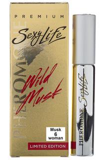 "Духи ""Wild Musk"" № 6 SEXY LIFE"