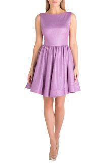 Приталенное платье с присобранной юбкой Eva Davidova
