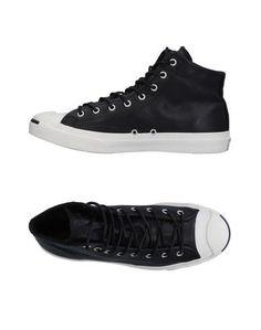 Высокие кеды и кроссовки Converse Jack Purcell