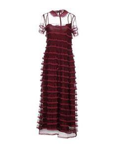 Длинное платье RED Valentino