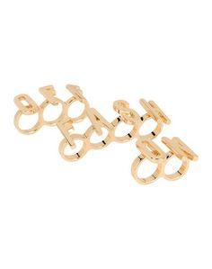 Кольцо Moschino Couture