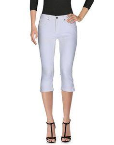 Джинсовые брюки-капри Burberry