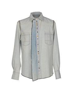 Джинсовая рубашка Golden Goose