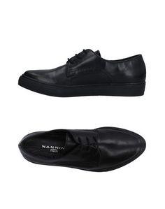 Обувь на шнурках Nannini