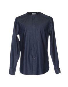 Джинсовая рубашка FaÇonnable