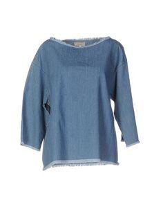 Джинсовая рубашка Zhelda