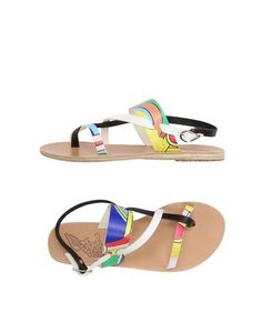 Вьетнамки Ancient Greek Sandals x Peter Pilotto