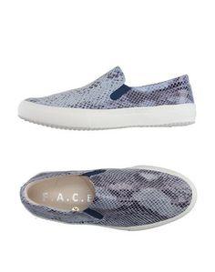 Низкие кеды и кроссовки F.A.C.E.
