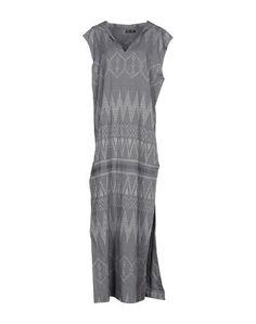 Длинное платье Baja East