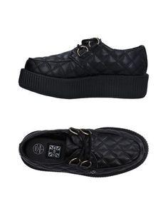 Обувь на шнурках TUK
