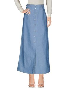 Длинная юбка Alessandra Rich