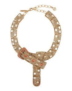 Ожерелье Oscar de la Renta