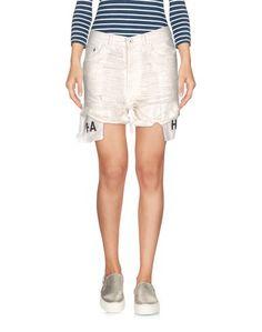 Джинсовые шорты HBA Hood BY AIR