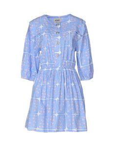 Короткое платье Moomin