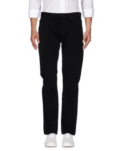 Джинсовые брюки Helmut Lang