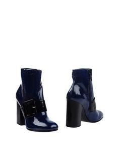 Полусапоги и высокие ботинки Janet & Janet