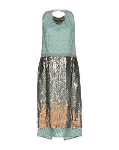 Платье длиной 3/4 Matthew Williamson