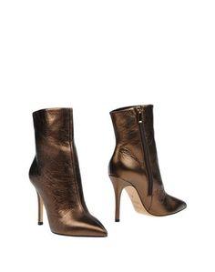Полусапоги и высокие ботинки Nannini