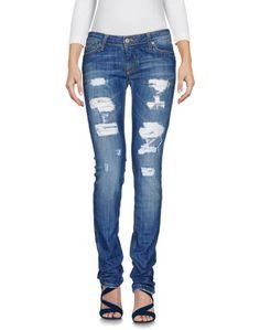 Джинсовые брюки Xbakko