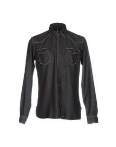 Джинсовая рубашка 6167