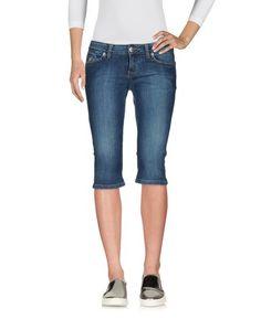 Джинсовые брюки-капри Liu Jo
