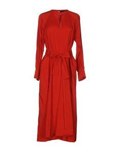 Платье длиной 3/4 Isabel Marant