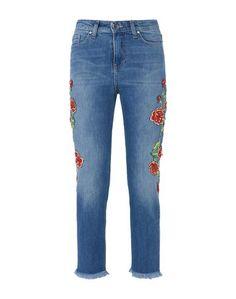 Джинсовые брюки-капри George J. Love