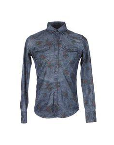 Джинсовая рубашка N° 4 Four