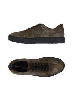 Низкие кеды и кроссовки Fabiano Ricci