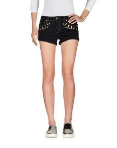 Джинсовые шорты Versace Collection