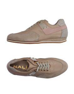 Низкие кеды и кроссовки Marcos Nalini