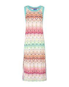 Платье длиной 3/4 Adidas Originals