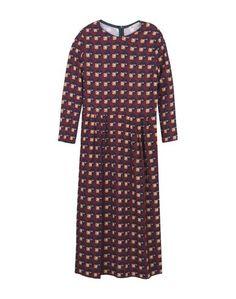 Платье длиной 3/4 Miki Thumb