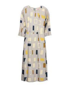 Платье длиной 3/4 Erika Cavallini
