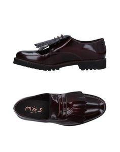 Обувь на шнурках MOS