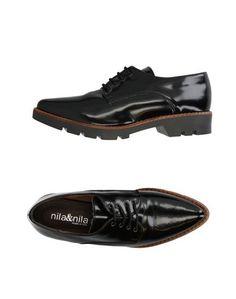 Обувь на шнурках Nila & Nila