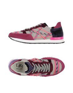 Низкие кеды и кроссовки L4 K3