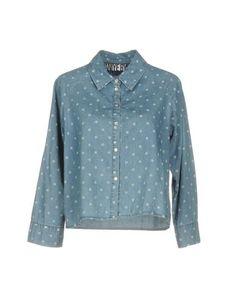 Джинсовая рубашка Aniye By