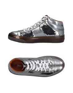 Высокие кеды и кроссовки Jimmy Choo